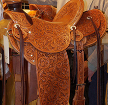 Conley Walker Saddle