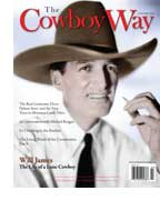 The Cowboy Way Magazine Cover