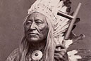 Shoshone chief Washakie